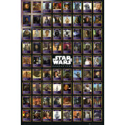 Star Wars Compilation - Maxi Poster - 61 x 91.5cm