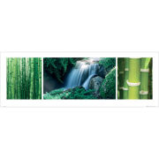 Eastern Triptych 3 - Panoramic Print - 33 x 95cm