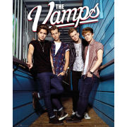 The Vamps Standing - Mini Poster - 40 x 50cm