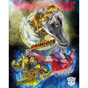 Transformers 4 Characters - Mini Poster - 40 x 50cm