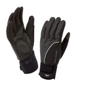 SealSkinz Performance Thermal Cycle Gloves - Black/Grey