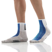 Santini Dry Carbon Socks - Royal