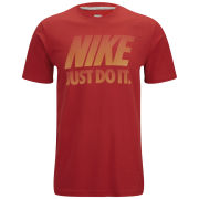 Nike Men's Just Do It 2014 T-Shirt - University Red