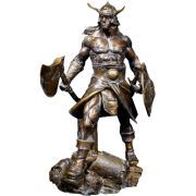 Sideshow Collectibles Conan The Brutal Faux Bronze 1:6 Scale Statue