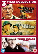 Triple: War Classics (Battlefield / The Dirty Dozen / Battle of the Bulge)