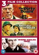 Triple: War Classics (Battlefield / The Dirty Dozen / Battle of the Bulge)