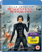 Resident Evil: Retribution (Includes UltraViolet Copy)