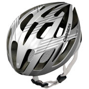 Carrera Rocket 2014 Road Helmet Gloss - White/Silver