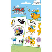 Adventure Time Algebraic - Tattoo Pack