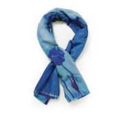 Holzweiler Women's Blogger's Nightmare Monster Scarf - Imagine Blue