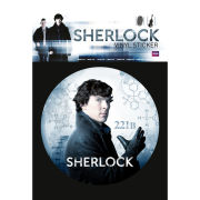 Sherlock Mind Map - Vinyl Sticker - 10 x 15cm