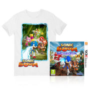 Sonic Boom: Shattered Crystal with FREE T-Shirt (Extra Large)