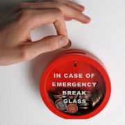 Emergency Money Box