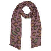 Paul Smith Accessories Women's Jacquard Animal Scarf - Pink