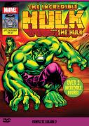 The Incredible Hulk and She-Hulk - Complete Season 2