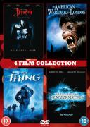 American Werewolf In London/Mary Shelleys Frankenstein/Dracula/The Thing