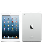 Apple iPad Mini: 16GB Wifi + 3G and 4G - White and Silver