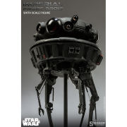 Sideshow Collectables Star Wars Imperial Probe Droid Figure