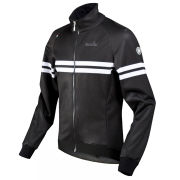 Nalini Pro Gara Isera Windproof Jacket - Black/White