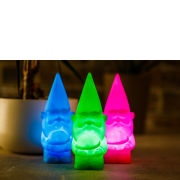50Fifty Gnome Light - Blue/Green/Pink