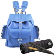 Grafea & ghd Bundle (Includes Grafea Smurf & ghd IVs with Mat)