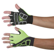 Northwave Pro Long Cuff Gloves - Green Fluo