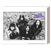 Black Sabbath Band - 50 x 40cm Canvas