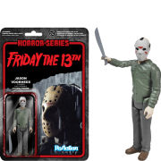 "ReAction Friday The 13th - Jason Voorhees - 3 3/4"""" Action Figure"