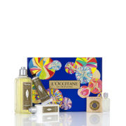 L'Occitane Sparkling Verbena Collection (Worth £39.50)