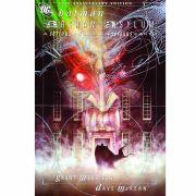 Arkham Asylum Anniversary Ed  Paperback