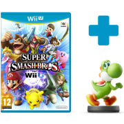 Super Smash Bros. for Wii U + Yoshi No.3 amiibo
