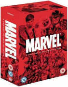Marvel 4 DVD Pack