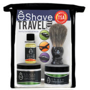 eShave White Tea Travel Kit