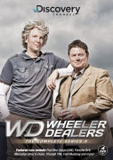 Wheeler Dealers - Series 9