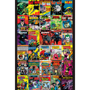 Batman Covers - Maxi Poster - 61 x 91.5cm