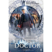 Doctor Who The Time of the Doctor - Maxi Poster - 61 x 91.5cm