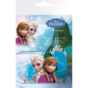 Frozen Anna and Elsa - Card Holder