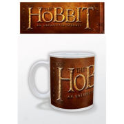 The Hobbit Ornate Logo Mug