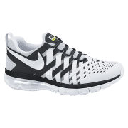 Nike Men's Fingertrap Max Trainers - White/Black