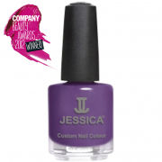 Jessica Custom Nail Colour - Pretty In Purple (14.8ml)