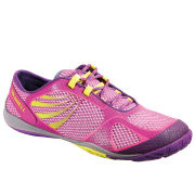 Merrell Women's Pace Glove 2 Trail Running Shoes - Fuchsia Pink/Purple