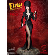 Sideshow Collectibles Elvira Mistress of Dark 14 Inch Statue