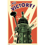 Doctor Who Victory - Maxi Poster - 61 x 91.5cm