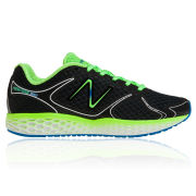 New Balance Men's NBX M980BG Trainers - Black/Green