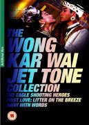The Wong Kar-Wai Jet Tone Collection