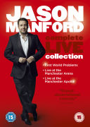 Jason Manford - The Complete Live Collection
