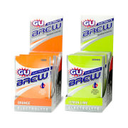 GU Electro Brew Drink Powder 34g - Box of 16