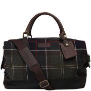 Barbour Men's Lochy Explorer Holdall Bag - Classic Tartan