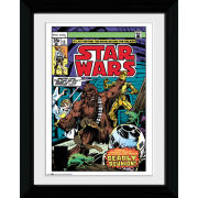 Star Wars Comic - Collector Print - 30 x 40cm