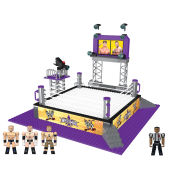 WWE Smackdown - Wrestlemania XXX Ring - Playset